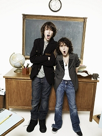 Naked brothers
